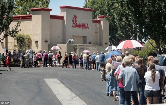 Chick-fil-A: The Gay Debate