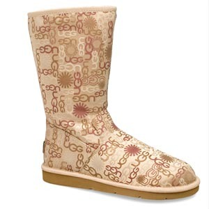 UGG Womens Wilshire Signature Boot