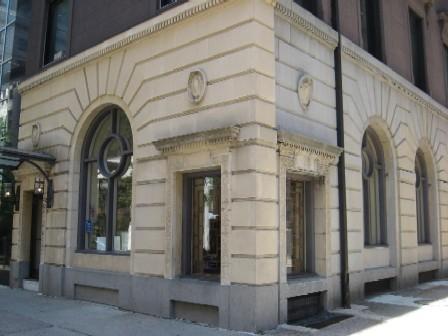 small facade