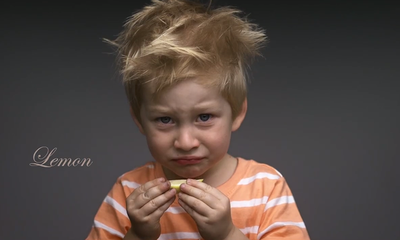 """The First Taste"" - Children Trying Food For The First Time"