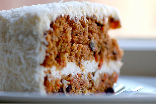 The Story of Carrot Cake
